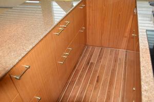 58' Buddy Davis 58 Sportfish Convertible 2003 Galley Drawers/Flooring