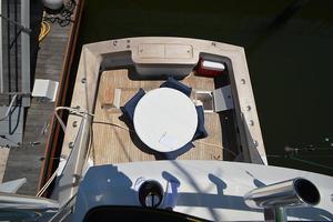 58' Buddy Davis 58 Sportfish Convertible 2003 Cockpit