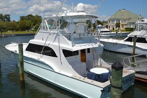 58' Buddy Davis 58 Sportfish Convertible 2003 Port Side