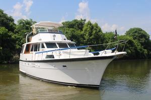 53' Hatteras 53 Motor Yacht 1973 Exteriorow