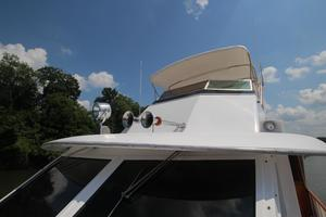 53' Hatteras 53 Motor Yacht 1973 Bridge From Bow