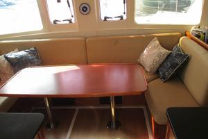 38' Leopard 38 2010 Main salon