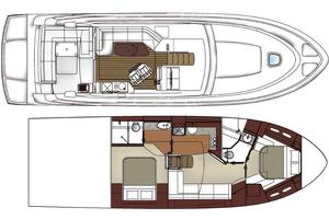 51' Sea Ray 510 Sundancer 2017 Manufacturer Provided Image