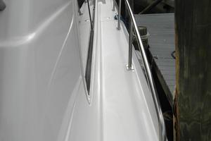 50' Cruisers Yachts 5000 Sedan Sport 2001 2001 Cruisers 50 Starboard Walkaround