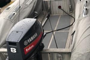 48' Leopard 48 2015 AB 10AL RiB with Outboard