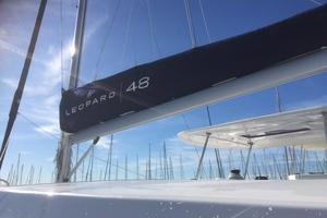 48' Leopard 48 2015 Boom (stack pack)