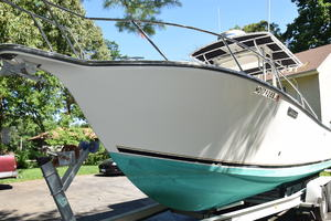 is a Albemarle 262 CC Yacht For Sale in Annapolis--2