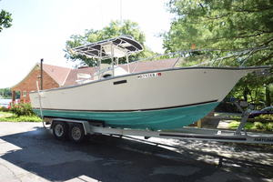is a Albemarle 262 CC Yacht For Sale in Annapolis--0