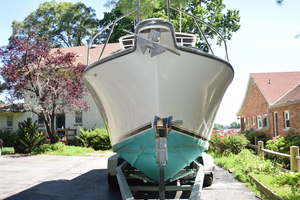 is a Albemarle 262 CC Yacht For Sale in Annapolis--1