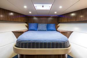 50' Custom Carolina Forbes 2016 Forward Stateroom
