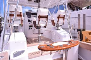 Custom-Middleton-Sports-Fisherman-2008-Chasing-Tail-Dania-Florida-United-States-Cockpit-View-to-Seating-913279