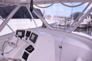 Custom-Middleton-Sports-Fisherman-2008-Chasing-Tail-Dania-Florida-United-States-Helm-View-to-Bow-913238