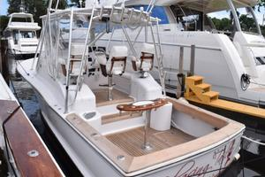 Custom-Middleton-Sports-Fisherman-2008-Chasing-Tail-Dania-Florida-United-States-Profile:-Cockpit-and-Superstructure-913249
