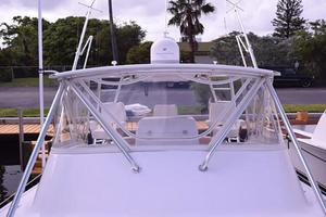 Custom-Middleton-Sports-Fisherman-2008-Chasing-Tail-Dania-Florida-United-States-Bow-View-to-Superstructure-913225