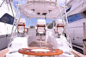 Custom-Middleton-Sports-Fisherman-2008-Chasing-Tail-Dania-Florida-United-States-Cockpit-View-to-Superstructure-913265