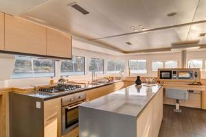 62' Lagoon 620 2015 Manufacturer Provided Image: Lagoon 620 Galley