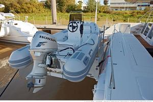 62' Lagoon 620 2015 Manufacturer Provided Image: Lagoon 620 Tender