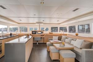 62' Lagoon 620 2015 Manufacturer Provided Image: Lagoon 620 Interior