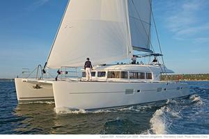 62' Lagoon 620 2015 Manufacturer Provided Image: Lagoon 620