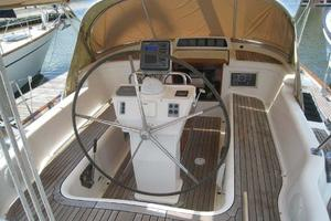 56' Oyster 56 1998 Helm