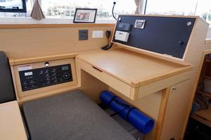 40' Lagoon 400 S2 2018 Nav Station & Electrical Panel