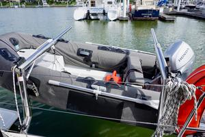 40' Lagoon 400 S2 2018 Dinghy w/Outboard & Davits w/Electric Winch