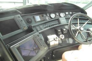 50' Sea Ray 500 Sundancer 1993 1993 Sea Ray 500 Helm