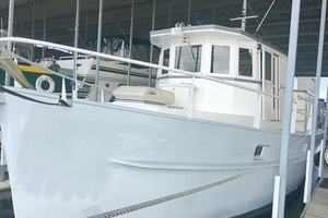 47' Custom Steel Hull Trawler 1989