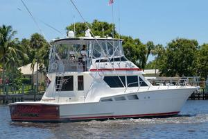 photo of Hatteras Convertible - Valentine
