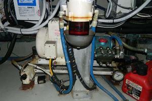 60' Hatteras Motor Yacht 1989 Fuel Bowl