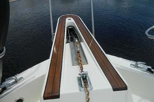 photo of Hatteras-Motor-Yacht-1989-Windfall-Stuart-Florida-United-States-Bow-Pulpit-910367