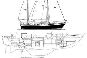 42' Pearson 424 1981