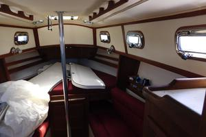 24' Pacific Seacraft Dana 24 1988 Cabin and cockpit cushions