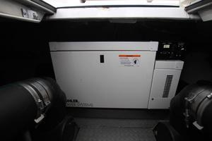 38' Regal 3880 Sedan 2003 Generator Sound Shield