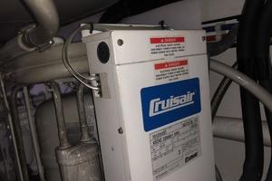 45' Gillikin Custom Carolina 45 Express 2009 Air Conditioning System
