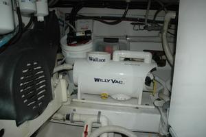 45' Gillikin Custom Carolina 45 Express 2009 Willy Vac System