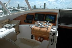 45' Gillikin Custom Carolina 45 Express 2009 Helm