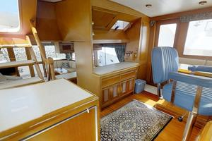 55' Offshore Yachts Pilothouse 1995 Pilothouse aft