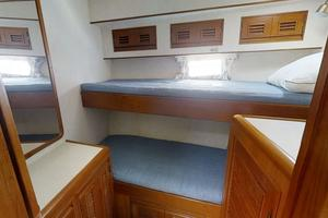 55' Offshore Yachts Pilothouse 1995 Bunk Cabin