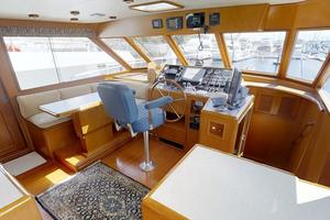 55' Offshore Yachts Pilothouse 1995 Pilothouse