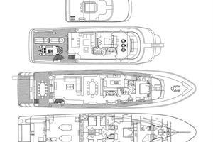 120' Christensen Tri-deck My 1995