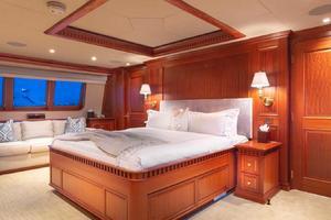 127' Burger 2003/2017 127ft Motor Yacht 2003 Master Stateroom