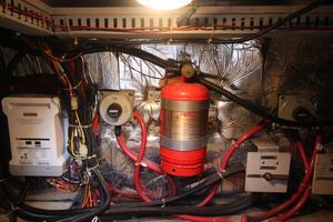 40' Carver 405 Aft Cabin 1998 Halon