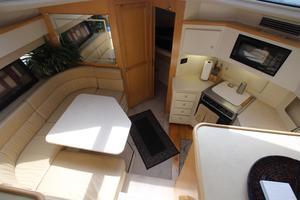 40' Carver 405 Aft Cabin 1998 Galley