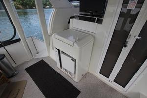 40' Carver 405 Aft Cabin 1998 Aft Deck Ice