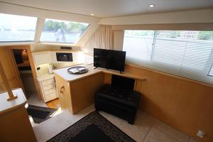 40' Carver 405 Aft Cabin 1998 Forward Starboard Salon
