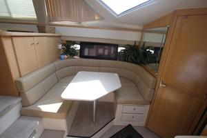 40' Carver 405 Aft Cabin 1998 Galley Dinette