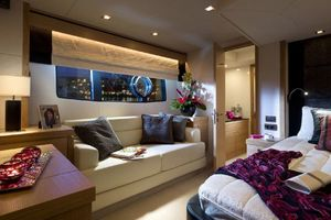 63' Sunseeker Manhattan 63 2012 Manufacturer Provided Image