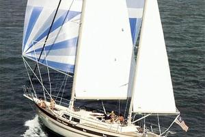 52' Irwin 52 Cruising Yacht 1985 Manufacturer Provided Image