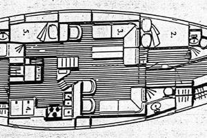 52' Irwin 52 Cruising Yacht 1985